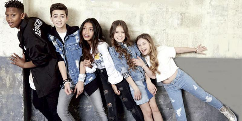 Les Kids United viennent chanter l'espoir