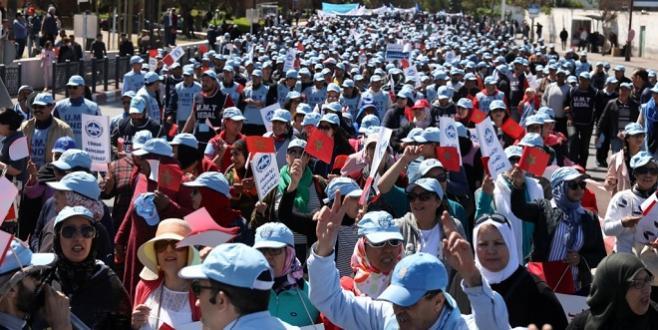 DIAPO/ 1er mai : Les syndicats tiennent tête au gouvernement