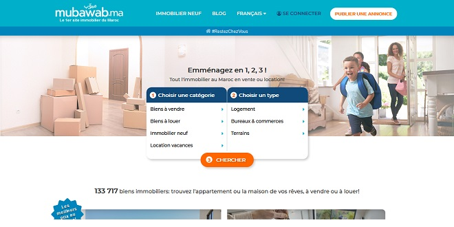 Immobilier: Mubawab forme dans le digital