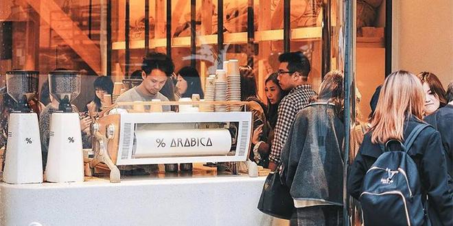 Le japonais %ARABICA ouvre au Maroc