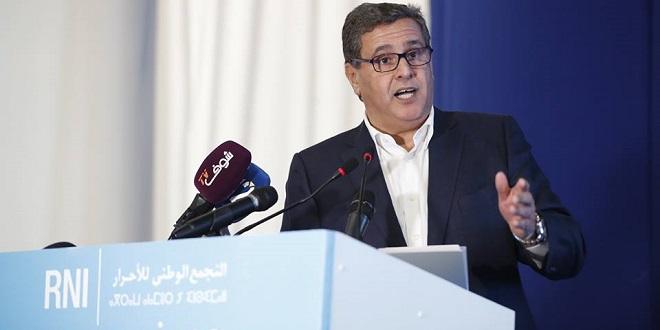 """Akhannouch: """"Le Maroc est très déçu par l'attitude de l'Espagne"""""""