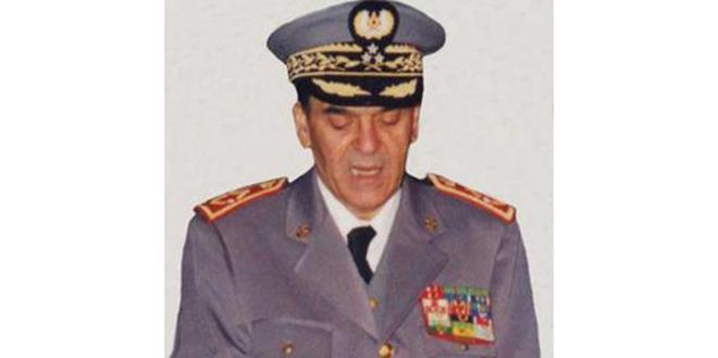 Décès du général Kadiri