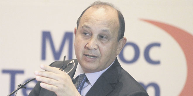 Maroc Telecom: Ahizoune rempile jusqu'en 2023