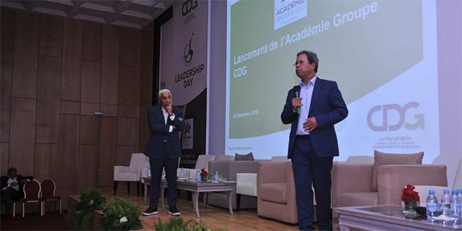 La CDG crée l'Académie « Groupe CDG »