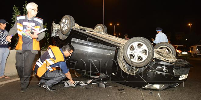 Accidents de la circulation : 17 morts en une semaine