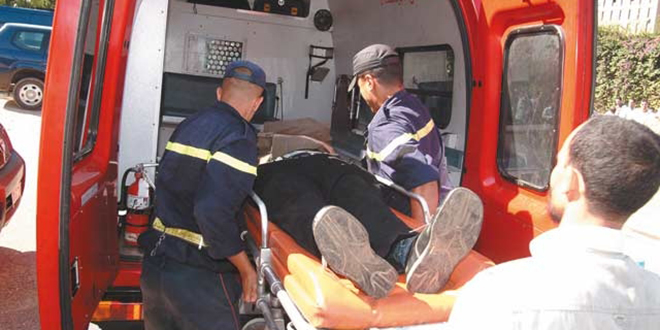 Taza: Un accident d'autocar fait plusieurs morts