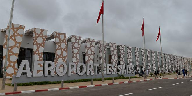 Covid-19: La gestion de crise à l'aéroport Fès-Saïss saluée par le Consul français
