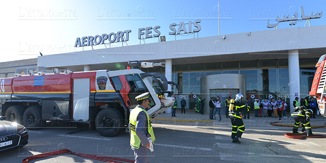 L'aéroport Fès-Saïss maintient son appellation, les Meknassis en colère !