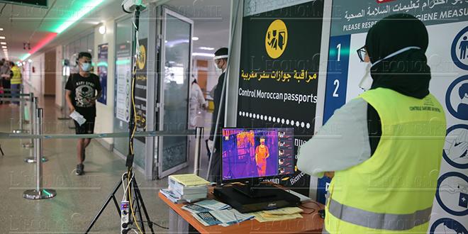 Maroc/aéroports: 195.547 passagers du 15 au 21 juin
