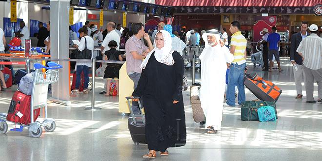 Aéroports : Plus de 10 millions de passagers au 1er semestre
