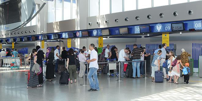 Aéroports : Le trafic en forte hausse