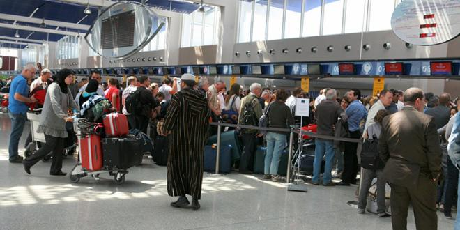 Aéroports : Hausse de 11,8% du trafic à fin juillet