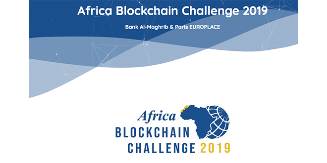 """BAM et Paris Europlace lancent """"l'Africa Blockchain Challenge"""""""