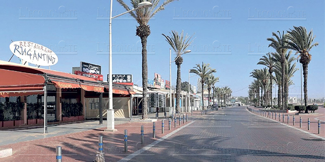 Agadir: Le détail du plan de rénovation des hôtels