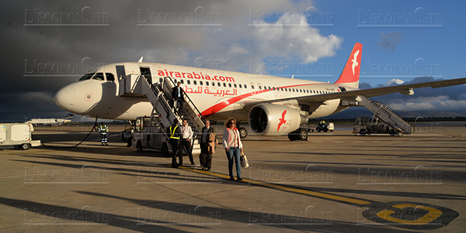 Air Arabia remercie 36 PNC