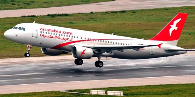 Air Arabia Maroc renforce ses liaisons depuis Nador