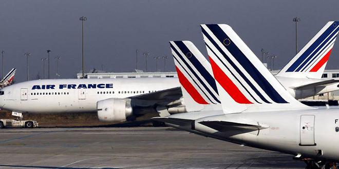 Eté: Air France à Tanger