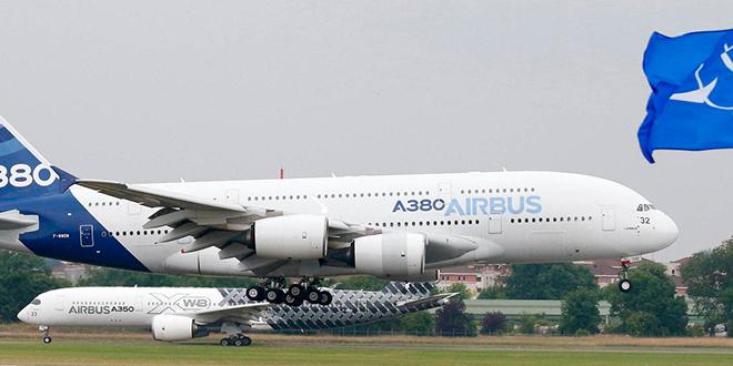 Airbus arrêtera la production de l'A380