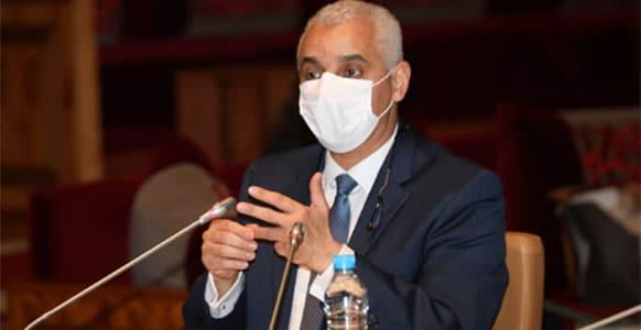 Covid-19: Ait Taleb incite les citoyens à se faire vacciner
