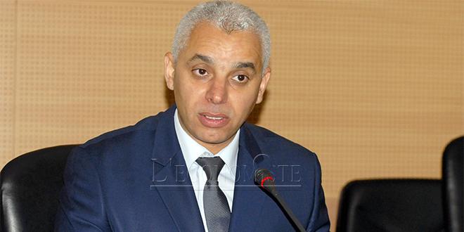 Aït Taleb met à jour le protocole de prise en charge des cas Covid-19