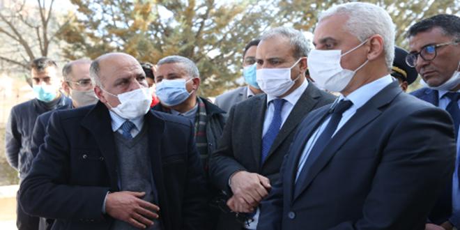 Vaccination: Ait Taleb à Boulemane et Sefrou