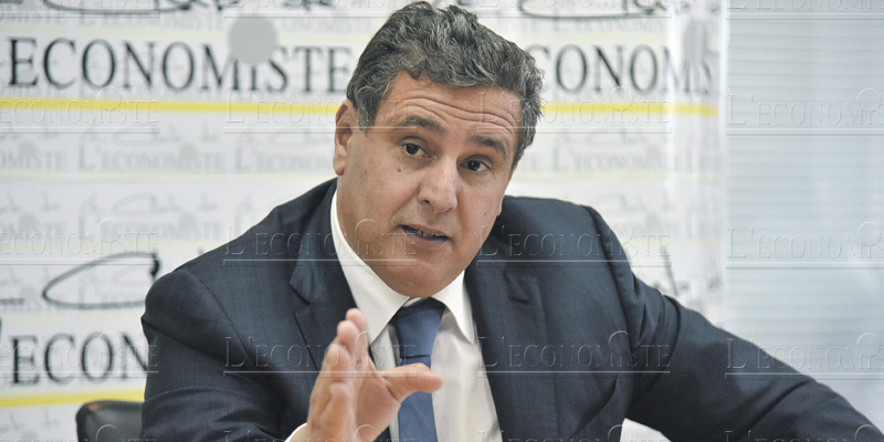 """Accompagnement de la """"Génération Green"""": Akhannouch discute avec la BERD"""