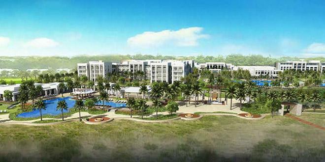 Tanger : Le Hilton de Houara pour juin 2019