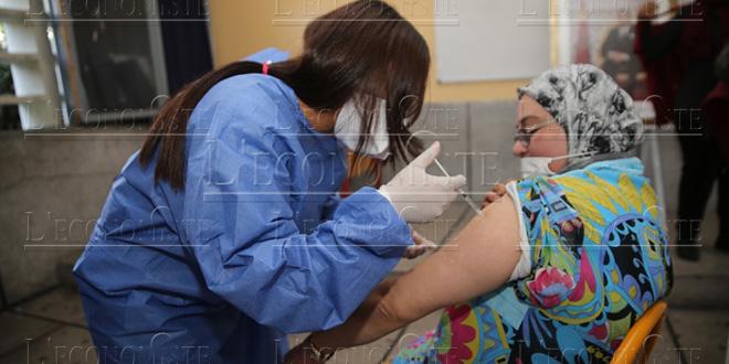 Covid19: 3,65 millions de personnes vaccinées, 293.857 reçoivent leur 2e dose