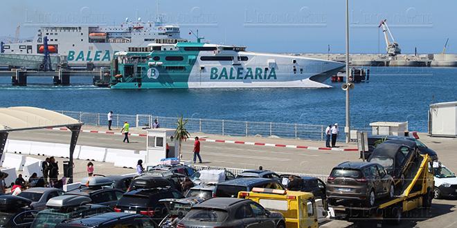 Détroit : Tanger déconnectée de Tarifa