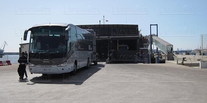 Algésiras : Les autocars dans la ligne de mire des douaniers espagnols