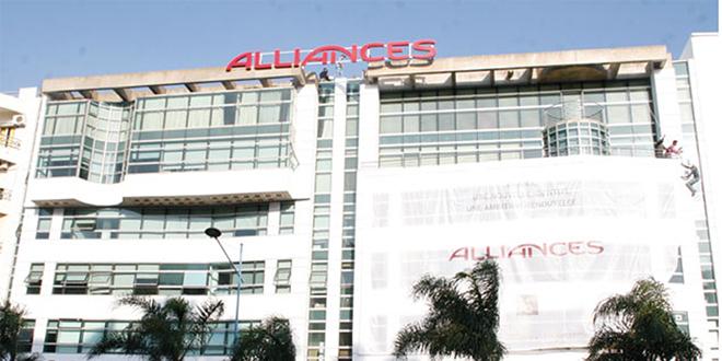Alliances: Baisse de 30% du C.A. à fin septembre