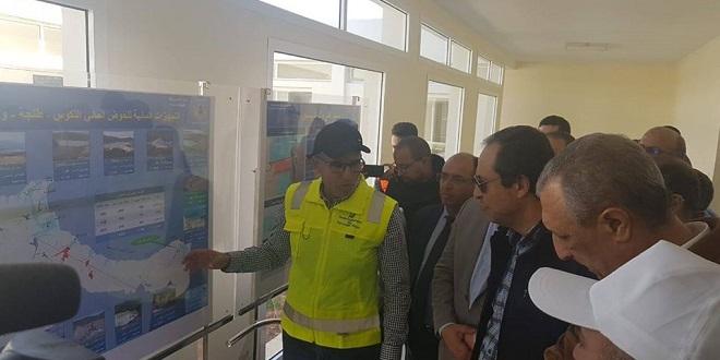 Al Hoceima: Dernière phase pour la station de dessalement