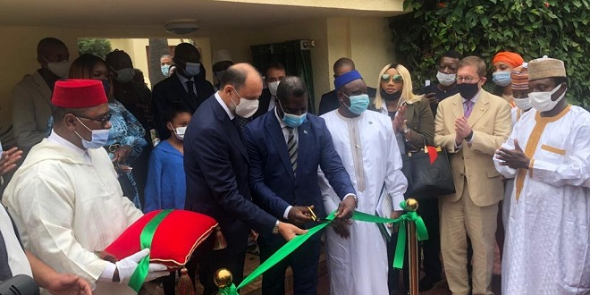 Rabat: La Sierra Leone inaugure son ambassade