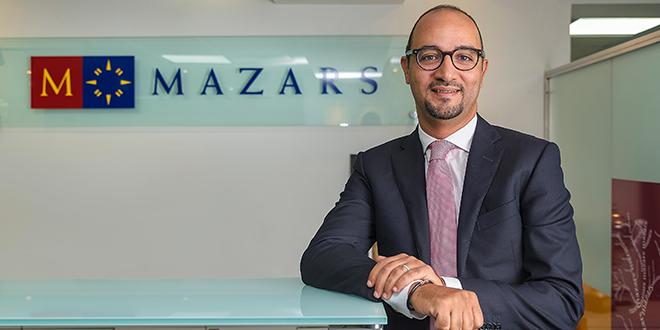 Cooptation d'un nouvel Associé chez Mazars