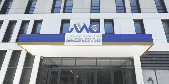 L'AMMC habilite 88 nouveaux professionnels du marché