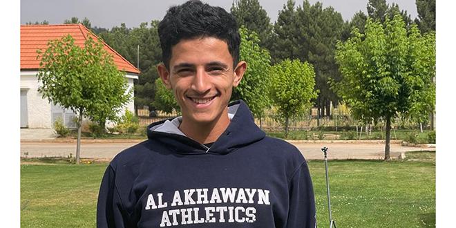 Un étudiant d'Al Akhawayn qualifié aux J.O de Tokyo