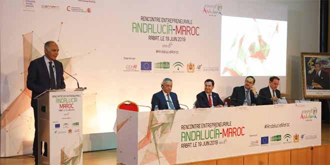 Le Maroc et l'Andalousie veulent booster les échanges économiques