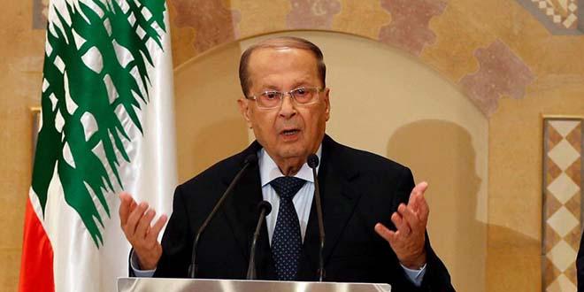 Explosion de Beyrouth: le président libanais refuse toute enquête internationale