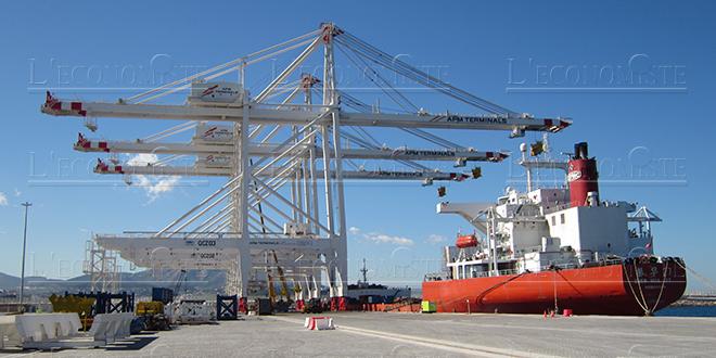 Tanger Med: Un chiffre d'affaires en hausse