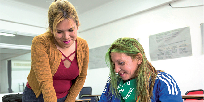 En Argentine, le premier lycée pour adultes transgenres
