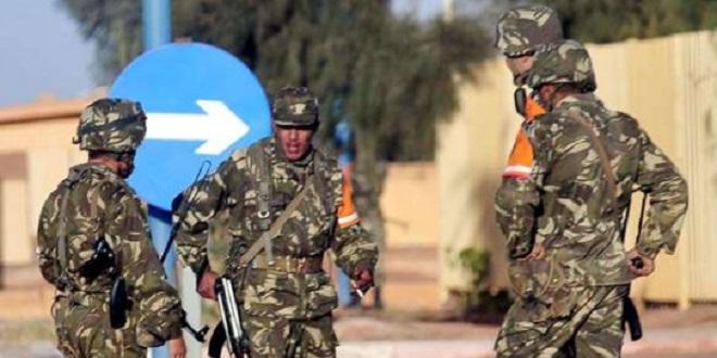 Algérie : Cinq terroristes arrêtés pour avoir planifié des attentats