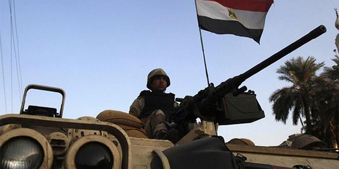 Egypte : L'armée neutralise 46 terroristes présumés