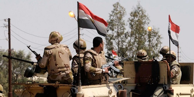 Egypte: L'armée neutralise 11 terroristes