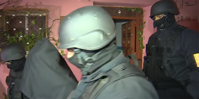 BCIJ : démantèlement d'une cellule terroriste à Kénitra