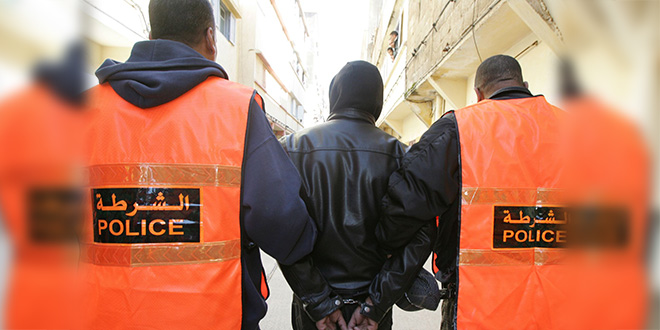 Casablanca : La police tient 4 braqueurs