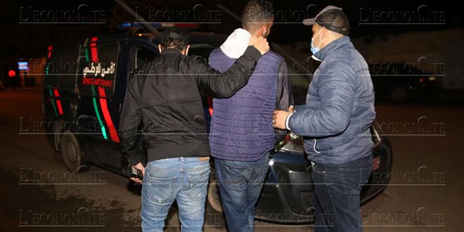 Oujda: Il vole 120.000 DH dans une agence de transfert d'argent