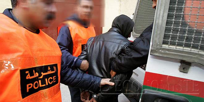 Criminalité: Plus de 200.000 arrestations au 1er semestre