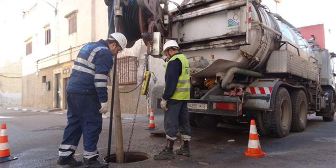 Casablanca : 185 millions de DH pour stocker les eaux pluviales