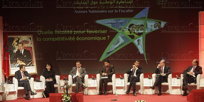 3e Assises nationales sur la fiscalité