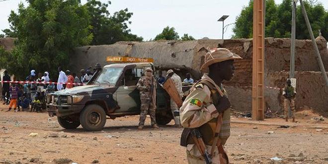 Attaque armée dans le centre du Mali